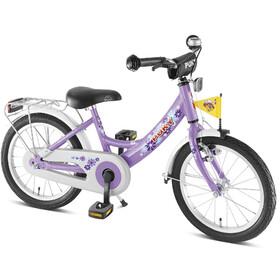 """Puky ZL 16-1 Alu Bicycle 16"""" Kids, flieder"""